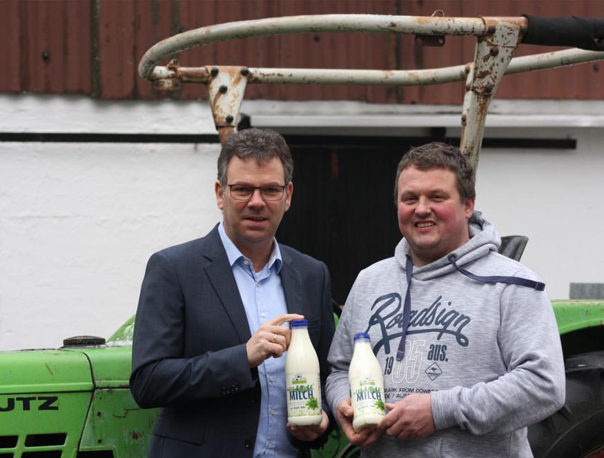Taubentaler Hof Milchhandel